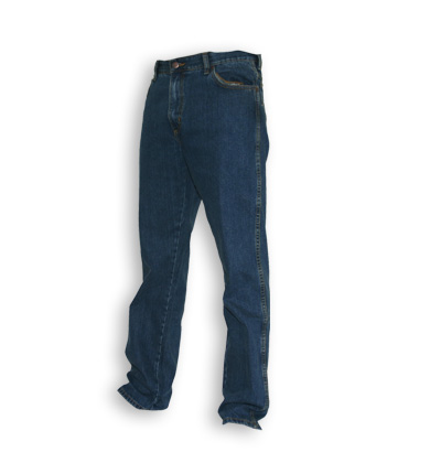 Wrangler Texas regular blauw