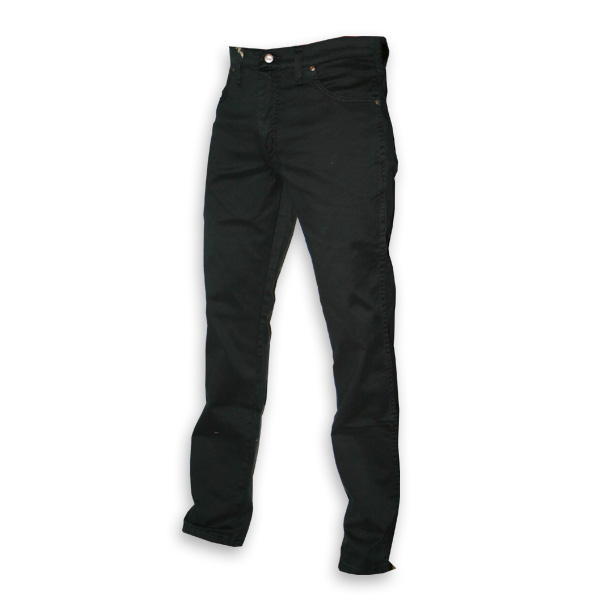 Wrangler Texas regular zwart