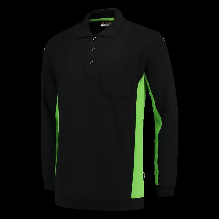 Tricorp Polosweater Bicolor Borstzak TS2000/ 302001