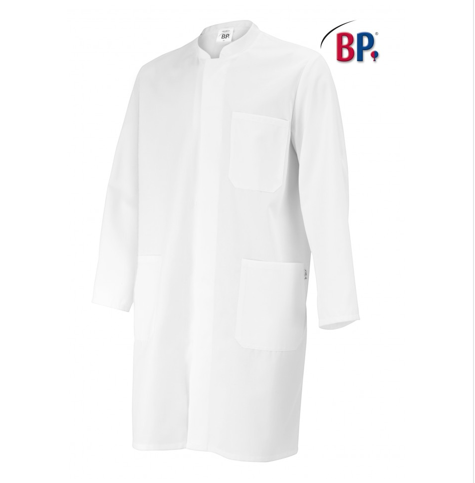 BP Lange Zorgjas Unisex - 1654/Polyester/Katoen