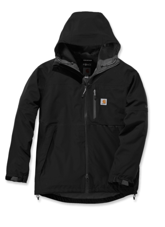 Carhartt Force Hooded Jacket