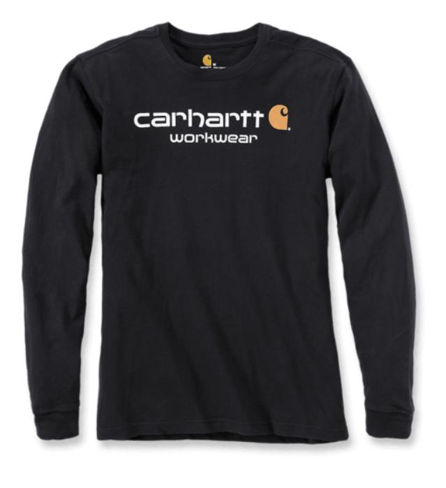 Carhartt Maddock Core Logo T-Shirt L/S