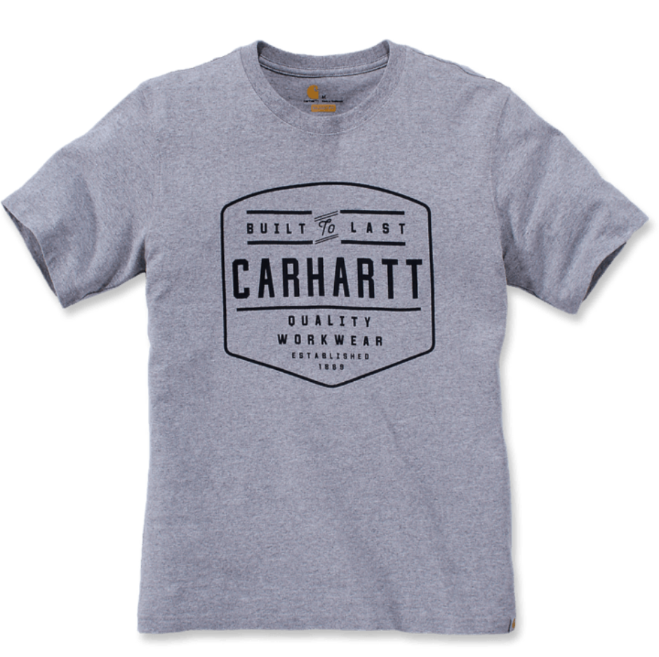 Carhartt Build By Hand T-Shirt S/S