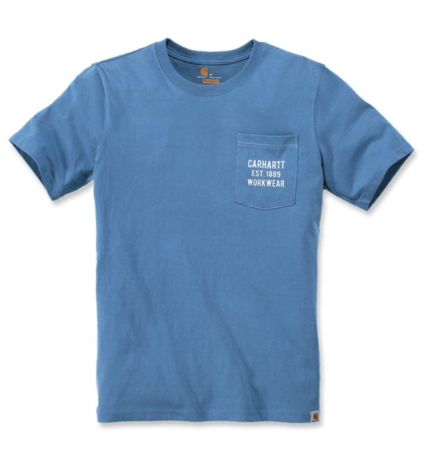 Carhartt Workwear Pocket Graphic S/S T-Shirt